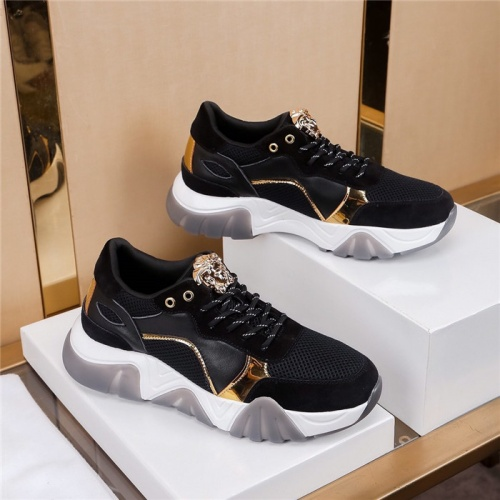 Versace Casual Shoes For Men #783125