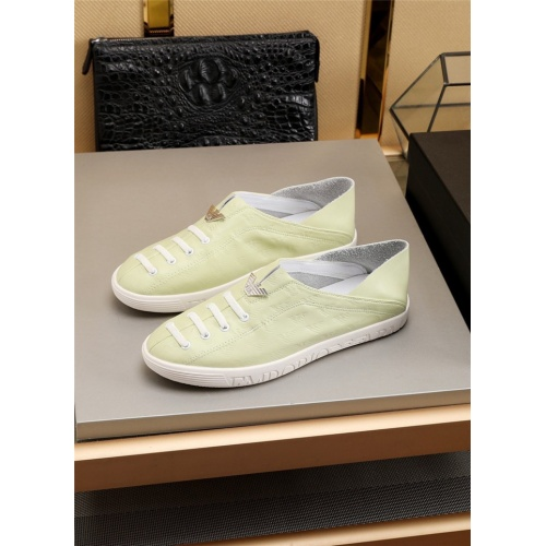 Armani Casual Shoes For Men #783135
