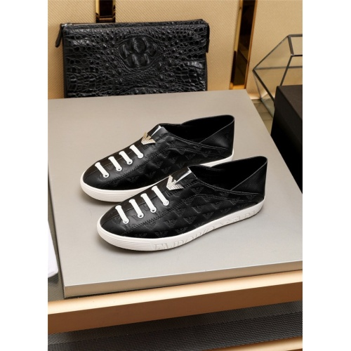 Armani Casual Shoes For Men #783138