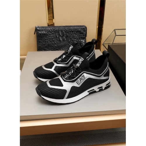 Armani Casual Shoes For Men #783143