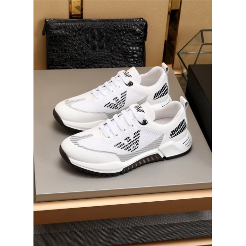 Armani Casual Shoes For Men #783148