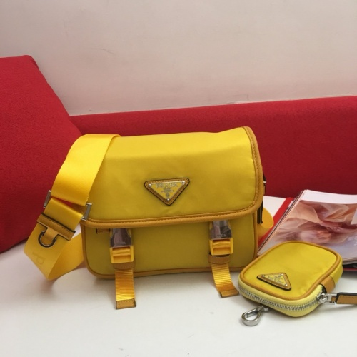 Prada AAA Quality Messeger Bags For Women #783154