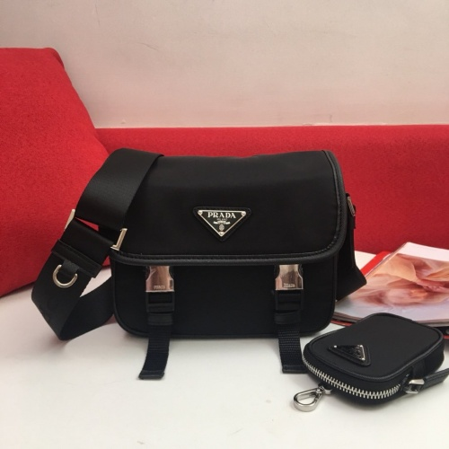 Prada AAA Quality Messeger Bags For Women #783156