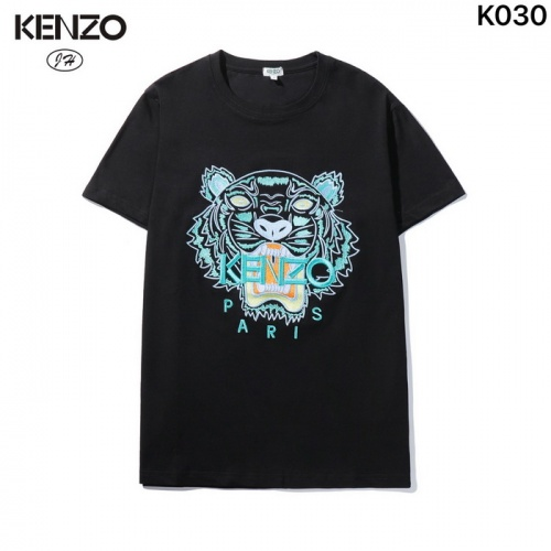 Kenzo T-Shirts Short Sleeved O-Neck For Men #783219