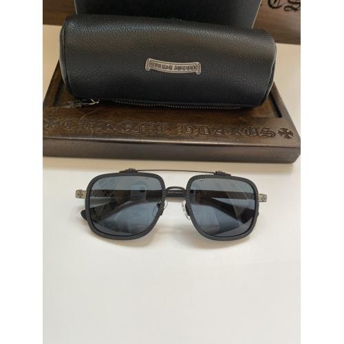 Chrome Hearts AAA Quality Sunglasses #783300