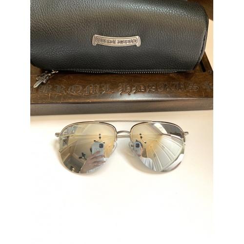Chrome Hearts AAA Quality Sunglasses #783339