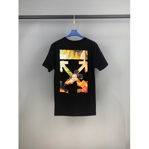 Off-White T-Shirts Short Sleeved O-Neck For Men #783355