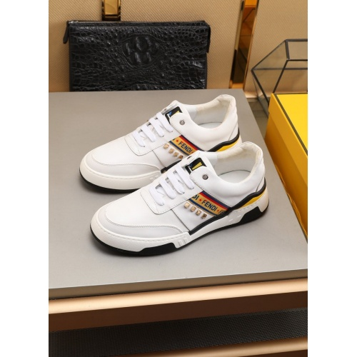 Fendi Casual Shoes For Men #783447