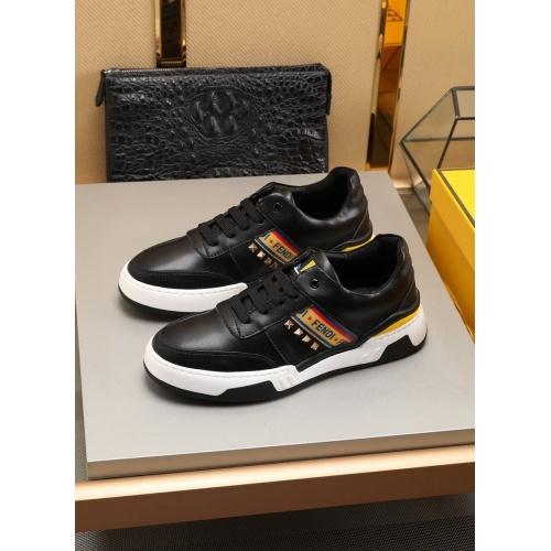 Fendi Casual Shoes For Men #783448