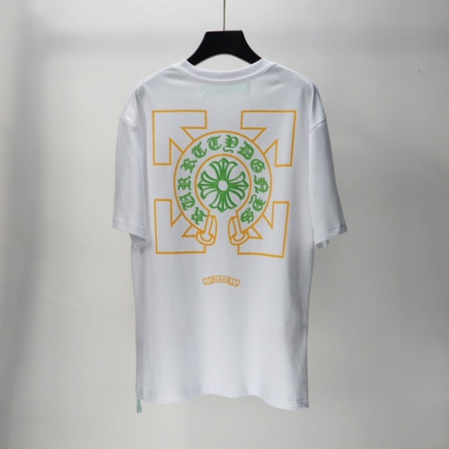 Off-White T-Shirts Short Sleeved O-Neck For Men #783458
