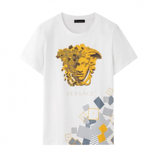Versace T-Shirts Short Sleeved O-Neck For Men #783481