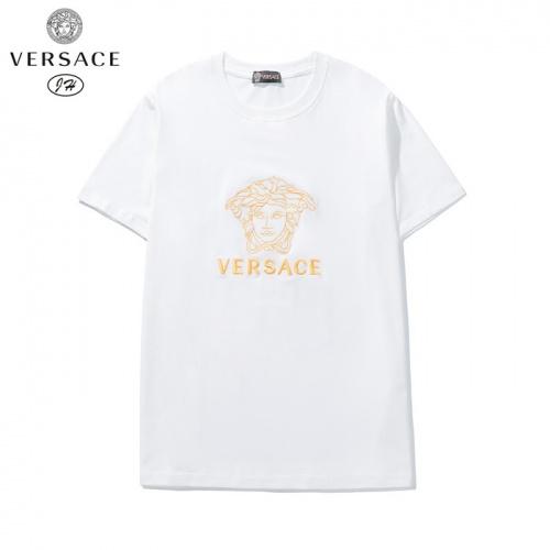 Versace T-Shirts Short Sleeved O-Neck For Men #783487