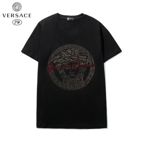 Versace T-Shirts Short Sleeved O-Neck For Men #783493