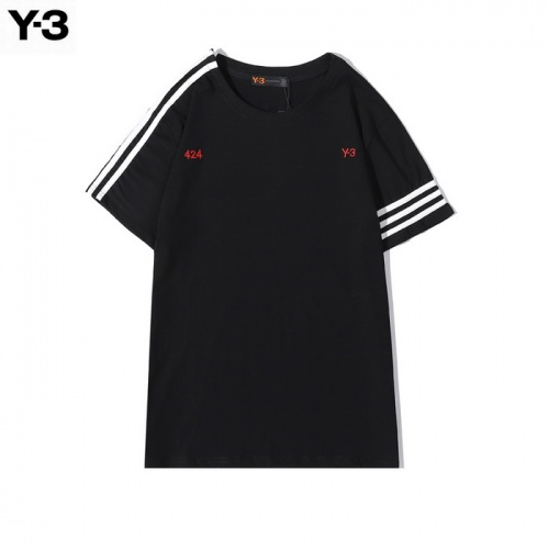 Y-3 T-Shirts Short Sleeved O-Neck For Men #783503