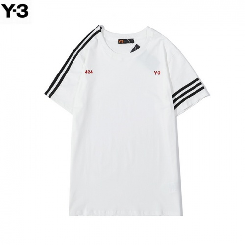 Y-3 T-Shirts Short Sleeved O-Neck For Men #783504