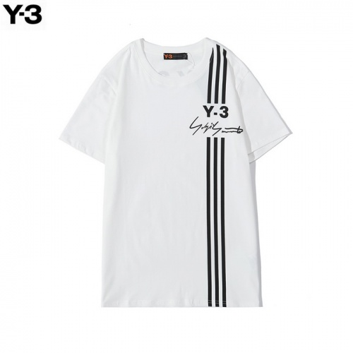 Y-3 T-Shirts Short Sleeved O-Neck For Men #783505