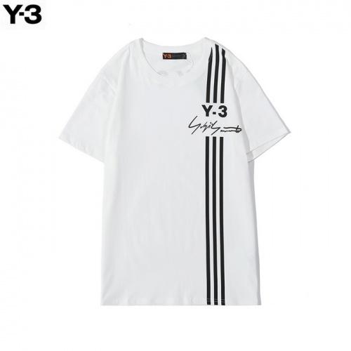 Y-3 T-Shirts Short Sleeved O-Neck For Men #783505