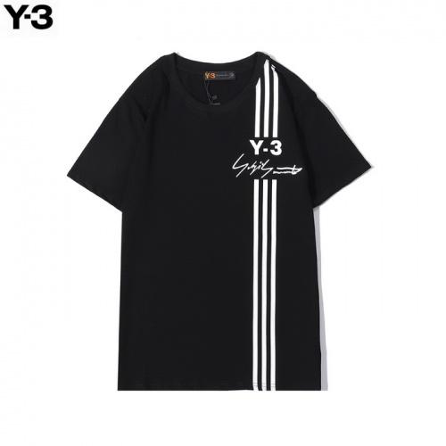 Y-3 T-Shirts Short Sleeved O-Neck For Men #783506