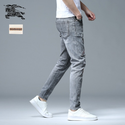 Replica Burberry Jeans Trousers For Men #783654 $46.56 USD for Wholesale
