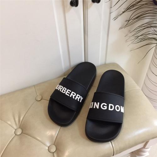 Burberry Slippers For Men #783684