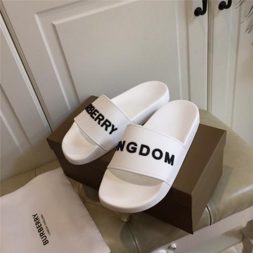 Burberry Slippers For Women #783693