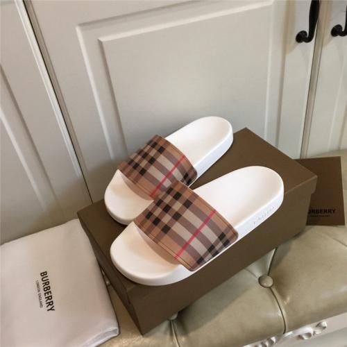 Burberry Slippers For Women #783697
