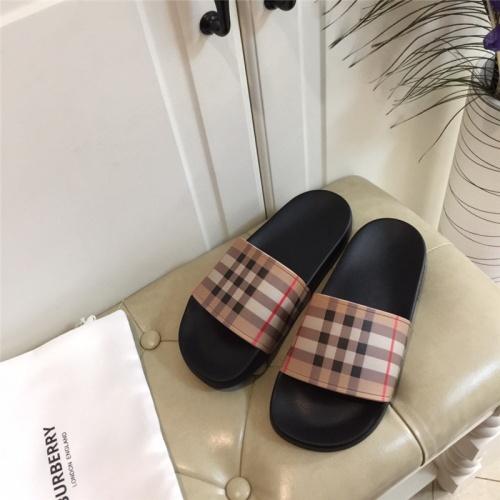 Burberry Slippers For Women #783698