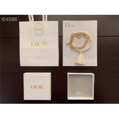 Christian Dior Bracelets #783729 $34.92, Wholesale Replica Christian Dior Bracelets