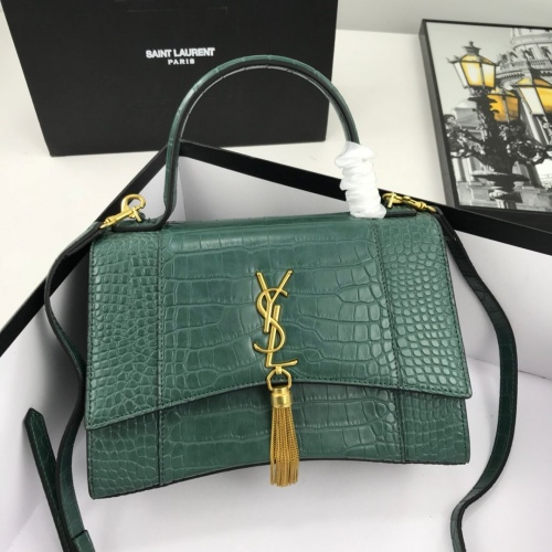 Yves Saint Laurent YSL AAA Quality Handbags For Women #783756 $94.09, Wholesale Replica Yves Saint Laurent AAA Handbags