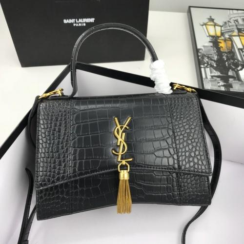 Yves Saint Laurent YSL AAA Quality Handbags For Women #783758 $94.09, Wholesale Replica Yves Saint Laurent AAA Handbags