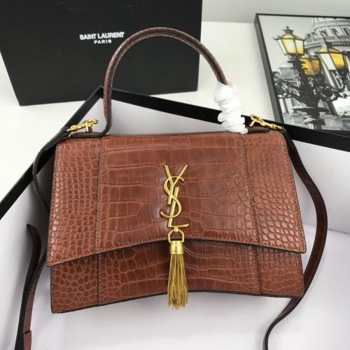 Yves Saint Laurent YSL AAA Quality Handbags For Women #783759 $94.09, Wholesale Replica Yves Saint Laurent AAA Handbags