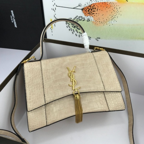 Yves Saint Laurent YSL AAA Quality Handbags For Women #783761 $94.09, Wholesale Replica Yves Saint Laurent AAA Handbags