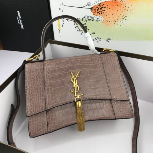 Yves Saint Laurent YSL AAA Quality Handbags For Women #783762 $94.09, Wholesale Replica Yves Saint Laurent AAA Handbags