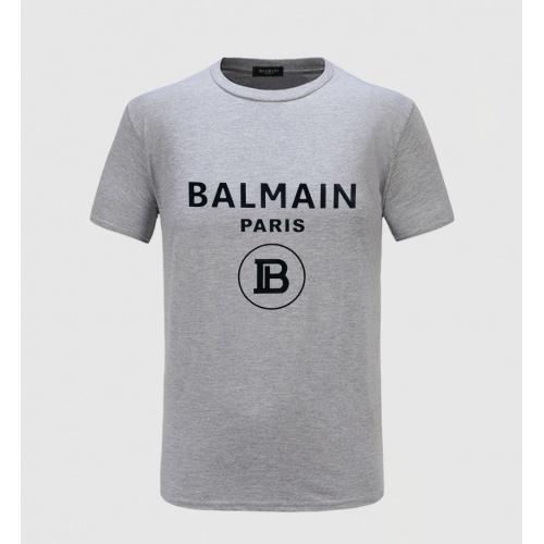 Balmain T-Shirts Short Sleeved O-Neck For Men #783764