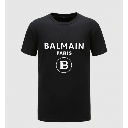 Balmain T-Shirts Short Sleeved O-Neck For Men #783768