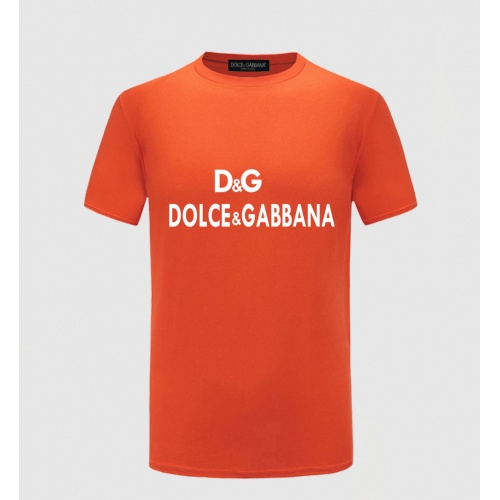 Dolce & Gabbana D&G T-Shirts Short Sleeved O-Neck For Men #783780