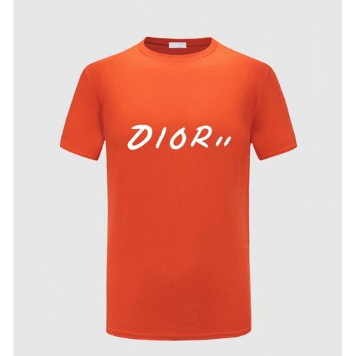Christian Dior T-Shirts Short Sleeved O-Neck For Men #783787