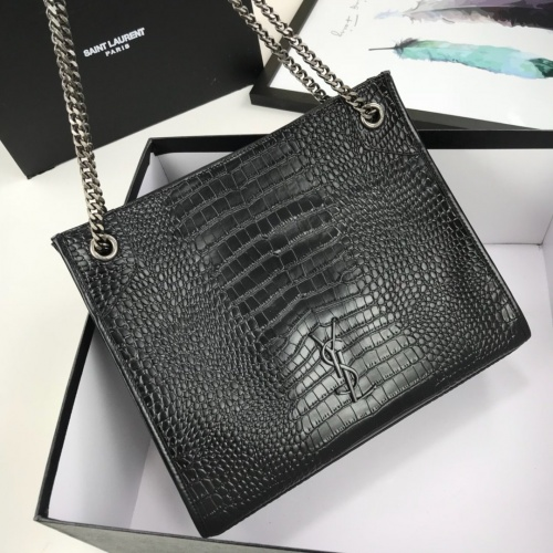 Yves Saint Laurent YSL AAA Quality Shoulder Bags For Women #783788 $102.82, Wholesale Replica Yves Saint Laurent AAA Handbags
