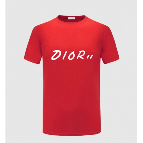 Christian Dior T-Shirts Short Sleeved O-Neck For Men #783789