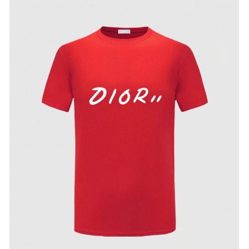 Christian Dior T-Shirts Short Sleeved O-Neck For Men #783789
