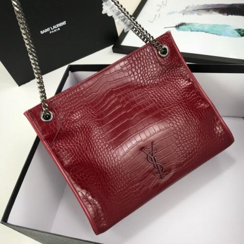 Yves Saint Laurent YSL AAA Quality Shoulder Bags For Women #783792 $102.82, Wholesale Replica Yves Saint Laurent AAA Handbags