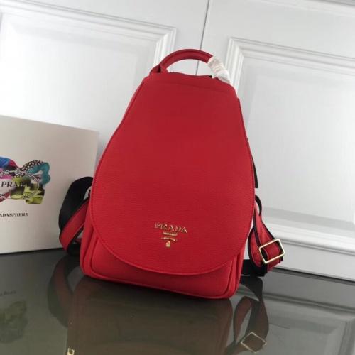 Prada AAA Quality Backpacks For Women #783794