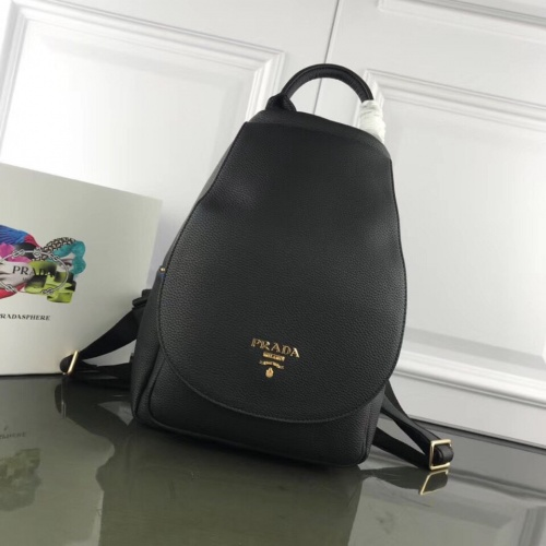 Prada AAA Quality Backpacks For Women #783796