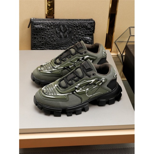 Prada Casual Shoes For Men #783979