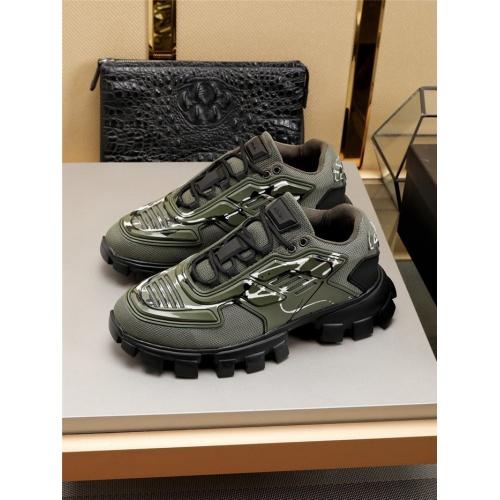 Prada Casual Shoes For Men #783979