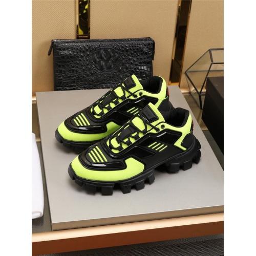 Prada Casual Shoes For Men #783980