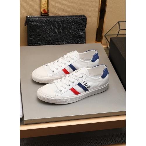 Prada Casual Shoes For Men #783982