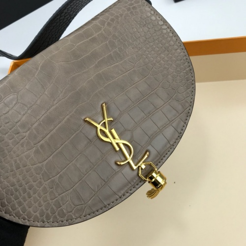 Replica Yves Saint Laurent YSL AAA Quality Messenger Bags For Women #784054 $86.33 USD for Wholesale