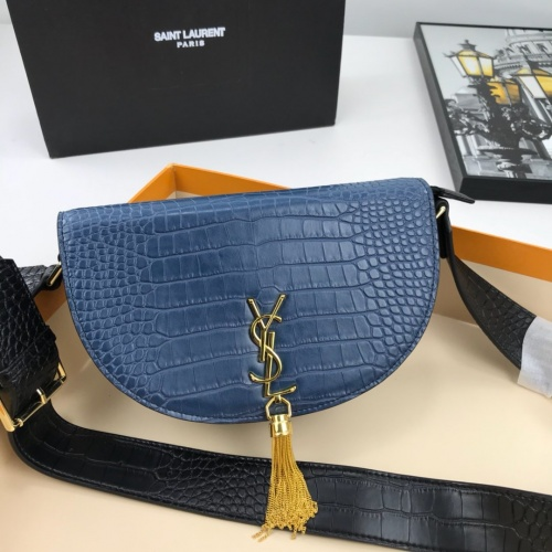 Yves Saint Laurent YSL AAA Quality Messenger Bags For Women #784055 $86.33, Wholesale Replica Yves Saint Laurent YSL AAA Messenger Bags