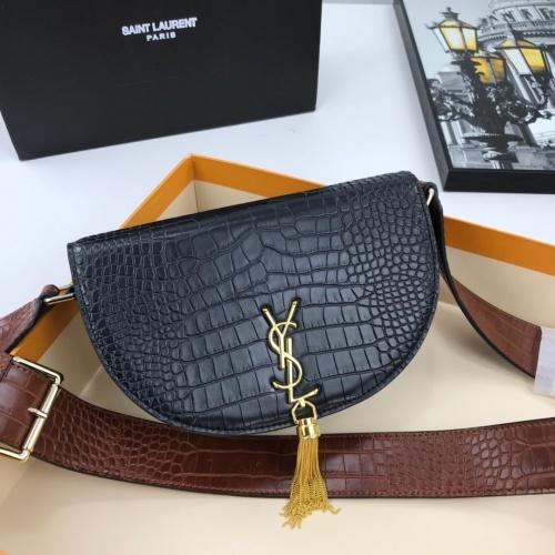 Yves Saint Laurent YSL AAA Quality Messenger Bags For Women #784056 $86.33, Wholesale Replica Yves Saint Laurent YSL AAA Messenger Bags